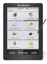 Ectaco jetBook Color 2 Black